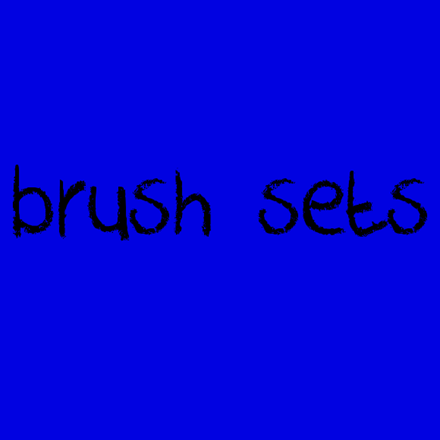 Picture for category Brush Sets