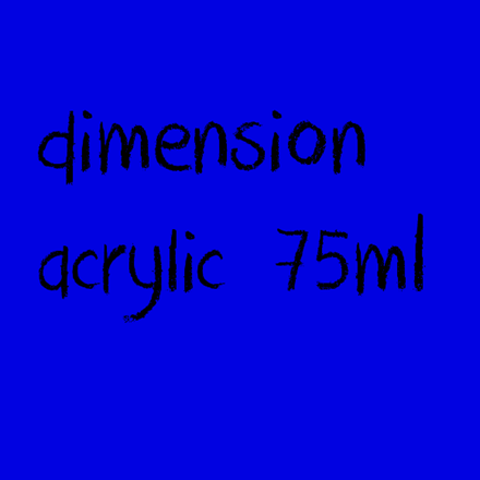 Picture for category Dimension Acrylic 75ml