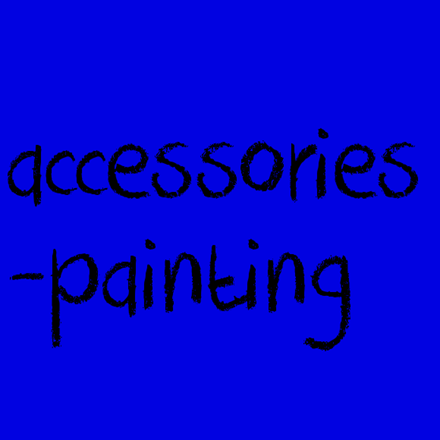 Picture for category Accessories - Painting