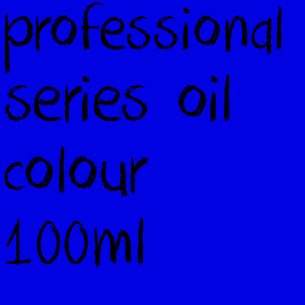 Picture for category Professional Series Oil Colour 100ml