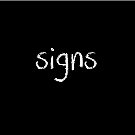 Picture for category Signs