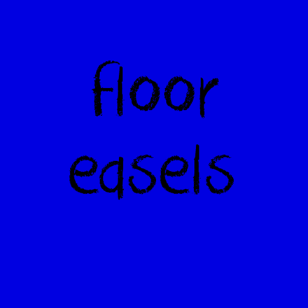 Picture for category Floor Easels
