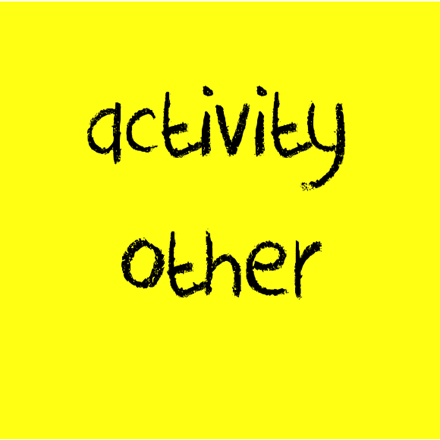Picture for category Activity Other
