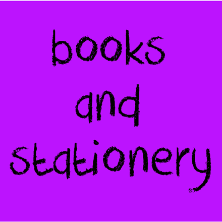 Picture for category Books and Stationery