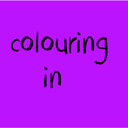 Picture for category Colouring In