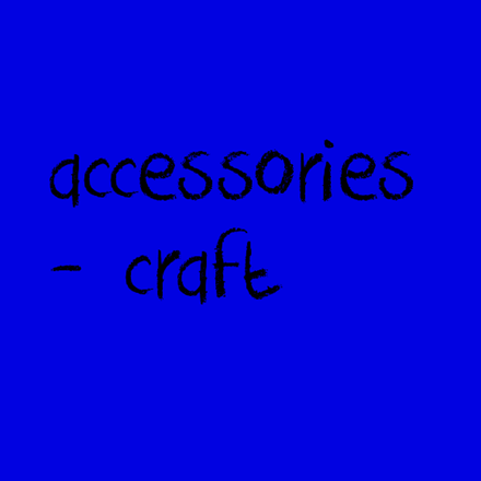 Picture for category Accessories - Craft