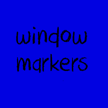 Picture for category Window Markers