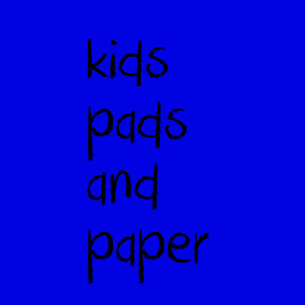 Picture for category Kids Pads and Paper
