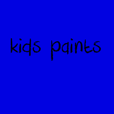 Picture for category Kids Paints