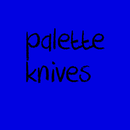 Picture for category Palette Knives