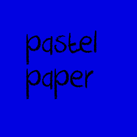 Picture for category Pastel Paper