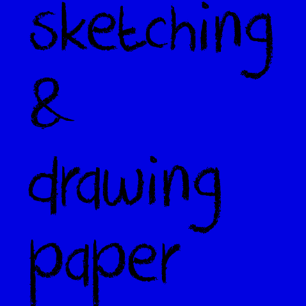 Picture for category Sketching & Drawing Paper