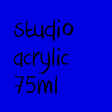 Picture for category Studio Acrylic - 75ml